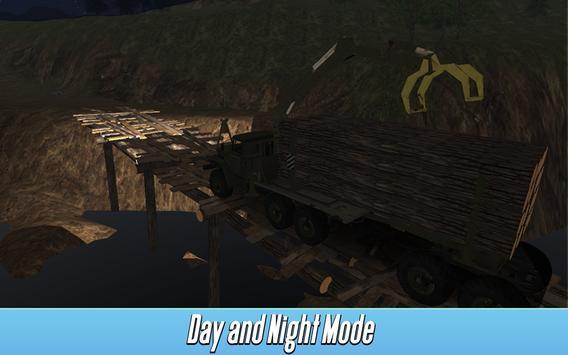 ロギングトラックシミュレータ3D スクリーンショット 6