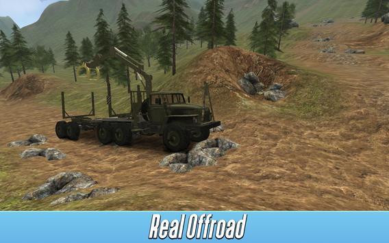 ロギングトラックシミュレータ3D スクリーンショット 9