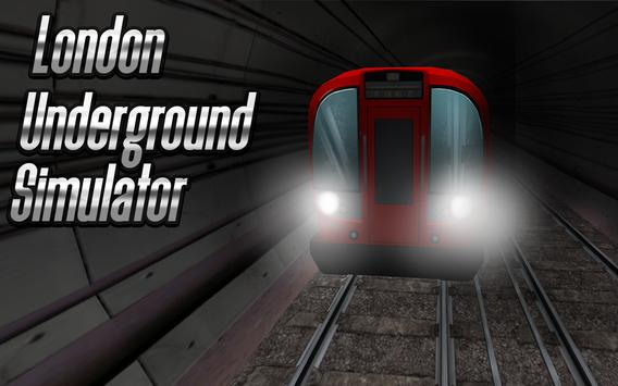 London Subway: Train Simulator poster