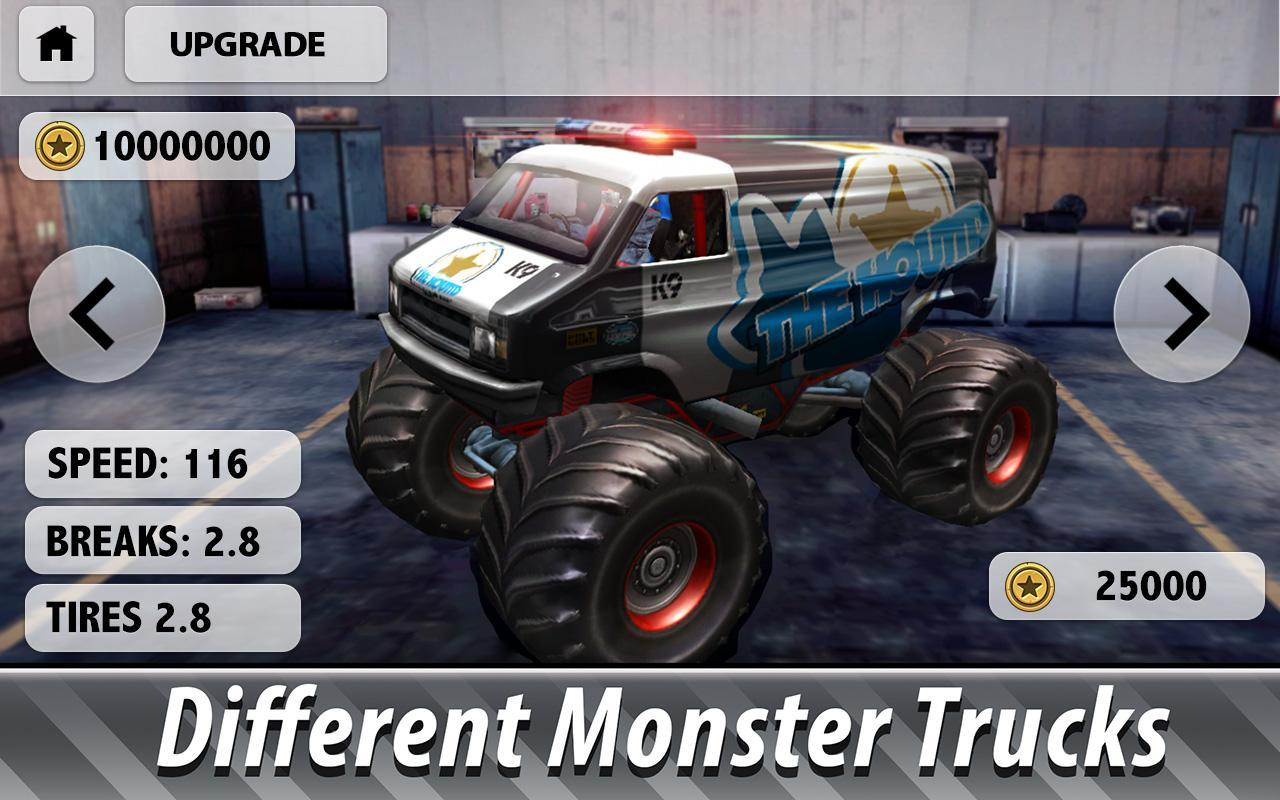 Monster Truck Offroad Rally Racing APK Download - Free Racing GAME ...