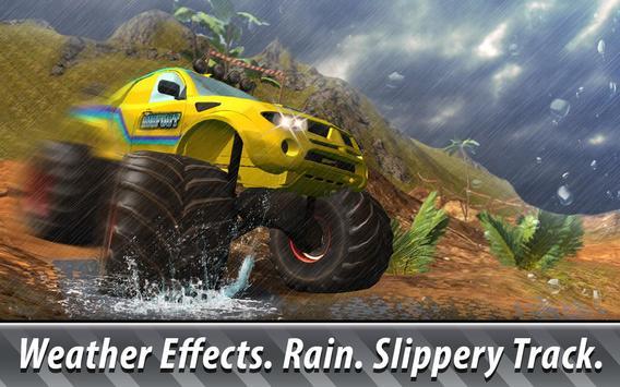 Monster Truck Offroad Rally 3D screenshot 3