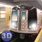 New York Subway Simulator 3D icon