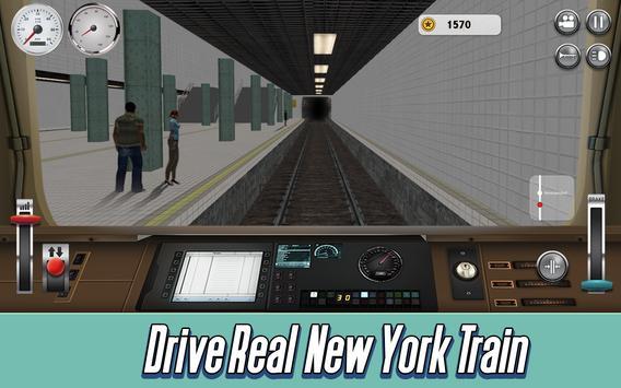 New York Subway Simulator 3D apk screenshot