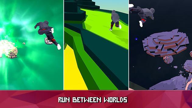 Space Parkour Runner screenshot 11