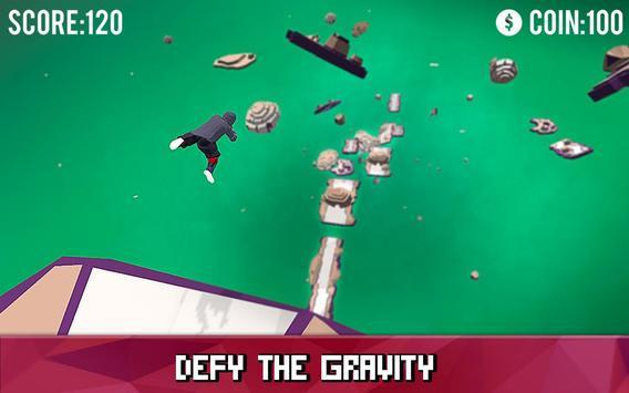 Space Parkour Runner screenshot 2