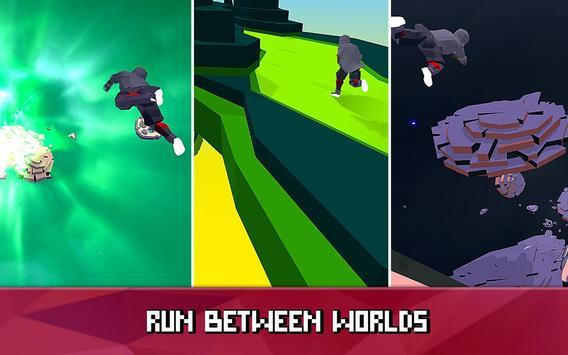 Space Parkour Runner screenshot 3