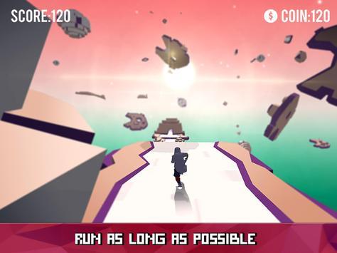 Space Parkour Runner screenshot 5