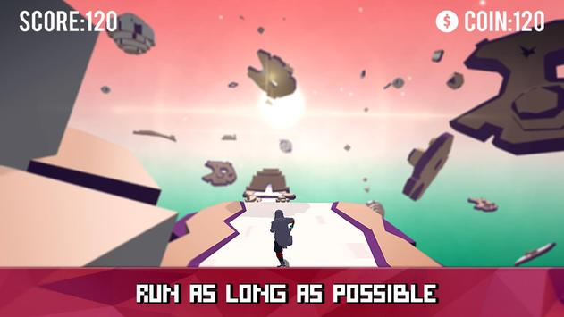 Space Parkour Runner screenshot 9
