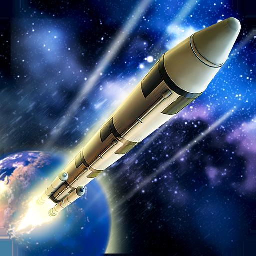 🚀 Space Launcher Simulator - build a spaceship!