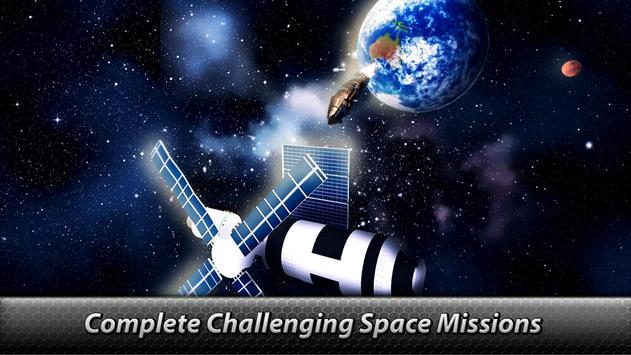 🚀 Space Launcher Simulator - build a spaceship! screenshot 10