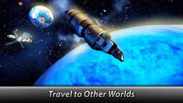 🚀 Space Launcher Simulator - build a spaceship! screenshot 11