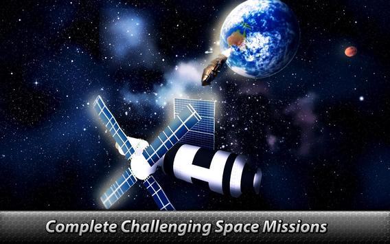 🚀 Space Launcher Simulator - build a spaceship! screenshot 2