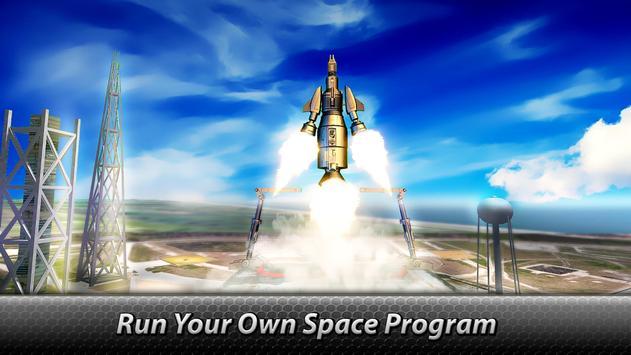 🚀 Space Launcher Simulator - build a spaceship! screenshot 8