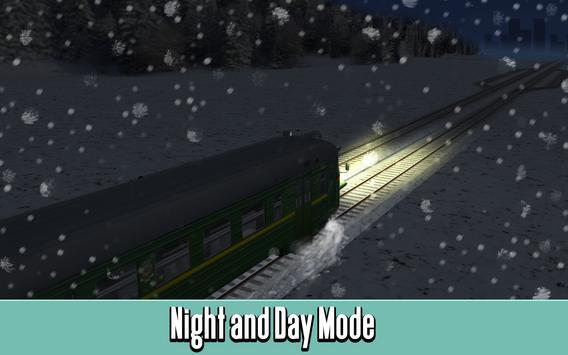 Russian Train Driver Simulator screenshot 5
