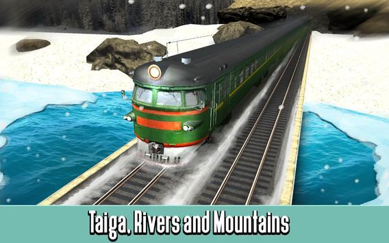 Russian Train Driver Simulator screenshot 2