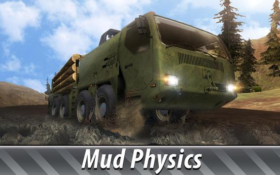 Russian Trucks Offroad 3D screenshot 2
