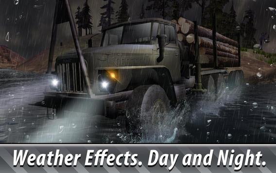 Russian Trucks Offroad 3D screenshot 3