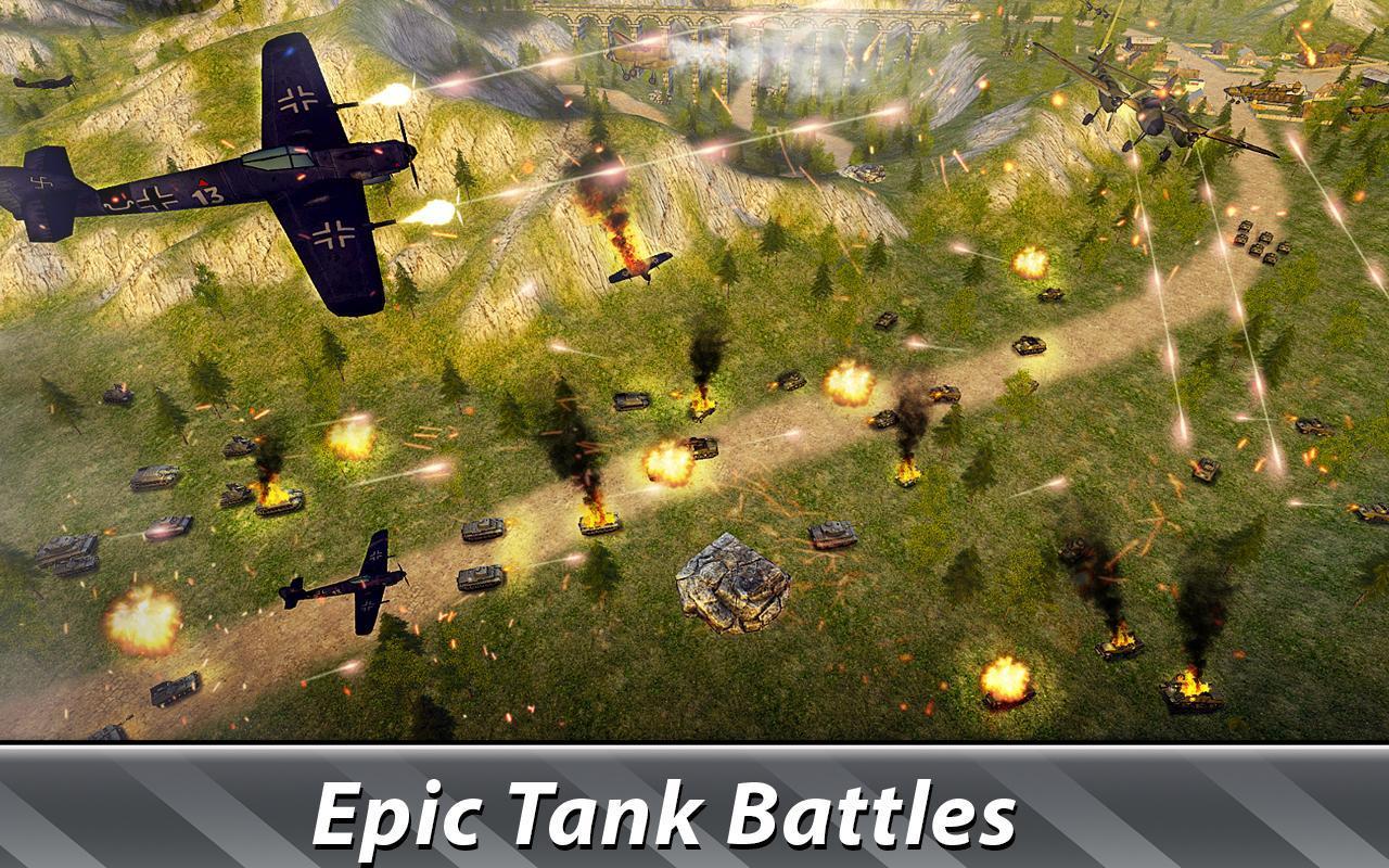 ww2 battle simulator mod apk