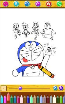 Game Mewarnai Anak Terbaik Doraemon For Android Apk Download
