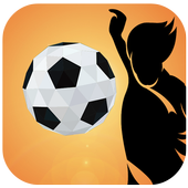 Flappy super ball - Flick Shoot pro icon