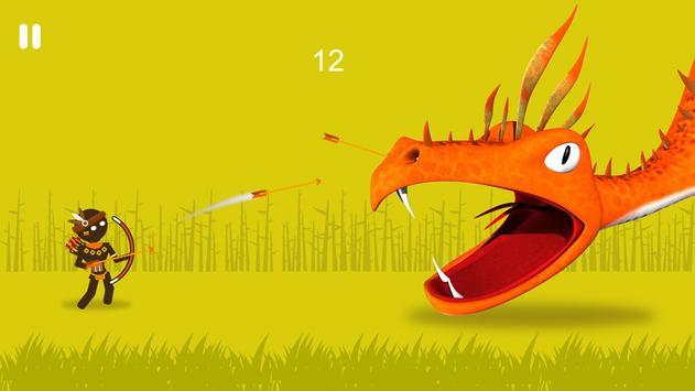 Bowmaster big hunter poster