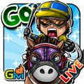 iHorse GO: Pferdewetten PvP horse racing NOW