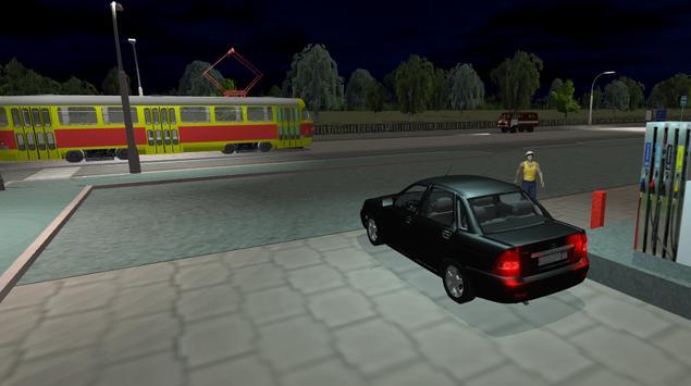 Real City Russian Car Driver screenshot 22