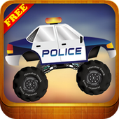Police Monster Truck Racing icon
