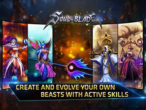 Soul of Blade: Manga ARPG apk screenshot