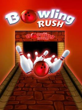 Bowling Rush poster