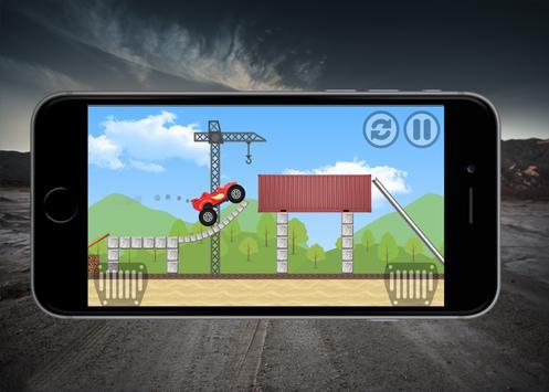 Monster Blaze Off Road apk screenshot