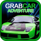 Game Grabcar Adventure icon