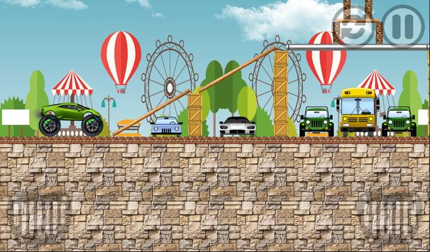 Game Grabcar Adventure screenshot 1