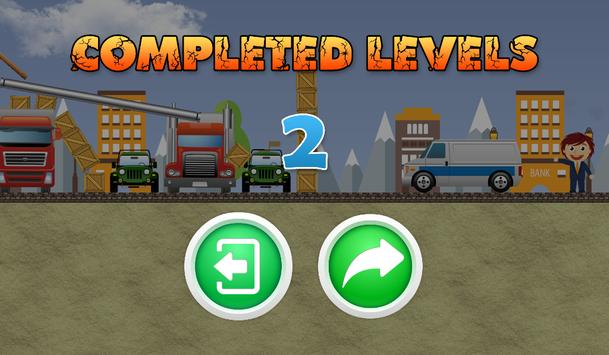 Game Grabcar Adventure screenshot 3