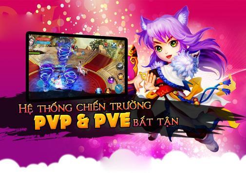 Tiên Kiếm 3D apk screenshot