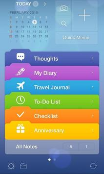 Digital Notepad apk screenshot
