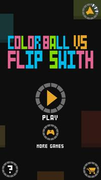 Color Ball VS Flip Switch poster