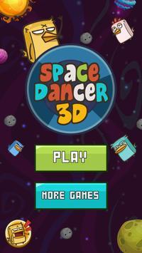 Space Dancer 3D poster