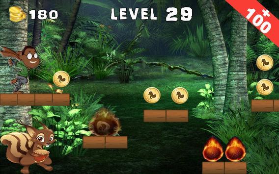 CANDELÁRIO Jungle Castle Run apk screenshot