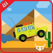 4x4 Off Road Desert Racing icon