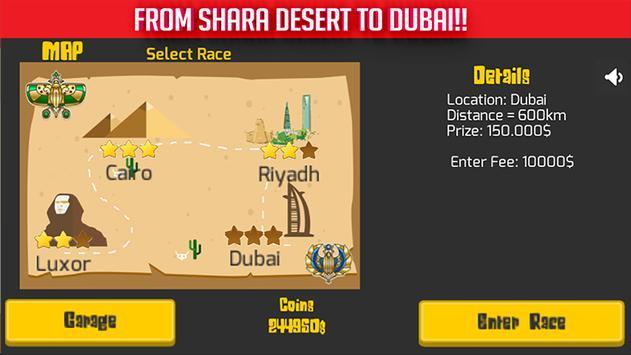 4x4 Off Road Desert Racing screenshot 8
