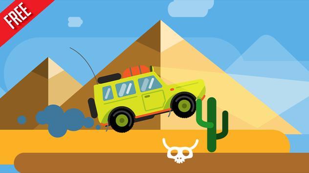 4x4 Off Road Desert Racing poster
