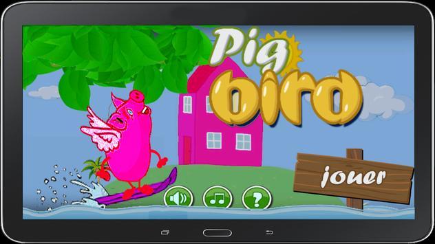 Pig Bird poster