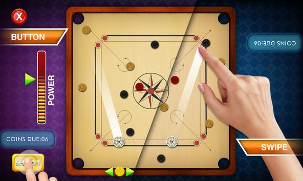 Carrom Star 3D screenshot 2