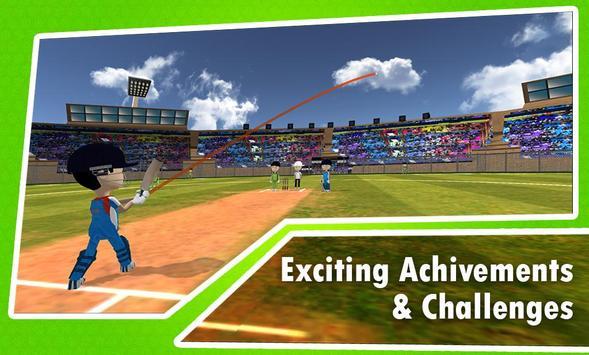 Real Champ Cricket screenshot 1