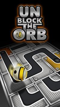 Buka blokir Orb: Sliding Puzzle Game poster