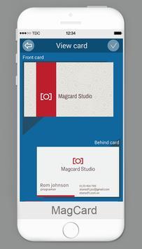 Magcards business card design apk download free business app for magcards business card design apk screenshot colourmoves