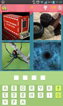 1 Kelime 4 Resim Oyunu apk screenshot