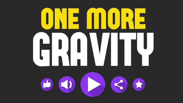 One More Gravity poster