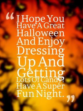 Halloween Quotes screenshot 1